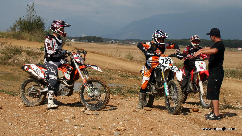 Mala šola terenske vožnje z Romanom Jelenom