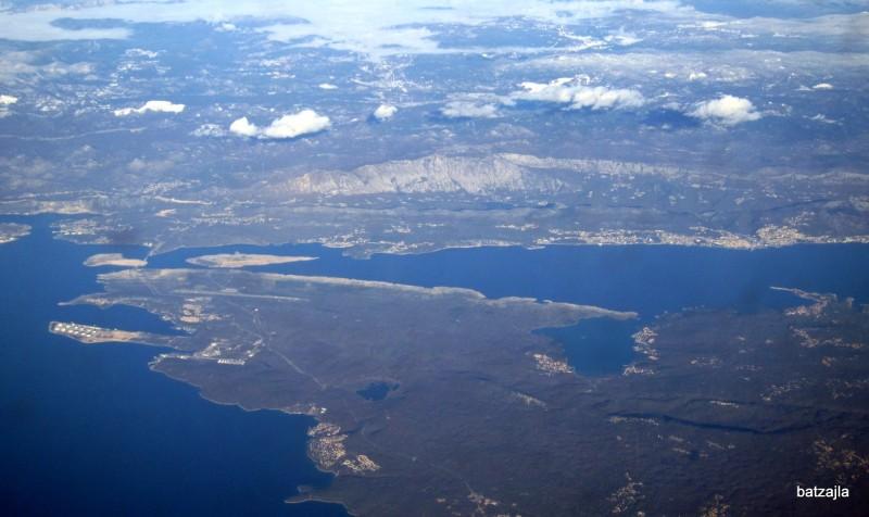 Otok Krk, Jadransko morje.