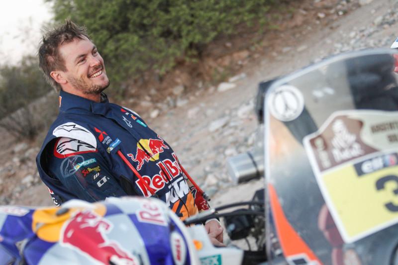 Zmagovalec letošnjega Dakarja - Toby Price! Foto: Bauer E./RallyZone