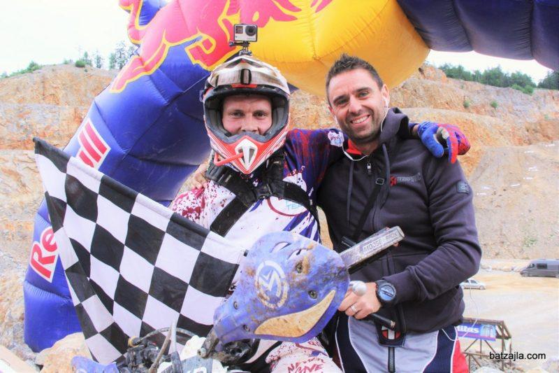 1 mesto zmagovalec Bertl Philipp in Severin Sajevec