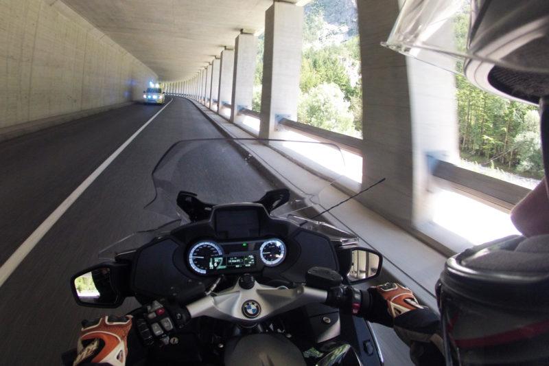 V ponedeljek je v Trenti žal počilo. Bojda jo je nastradal nemški motorist.