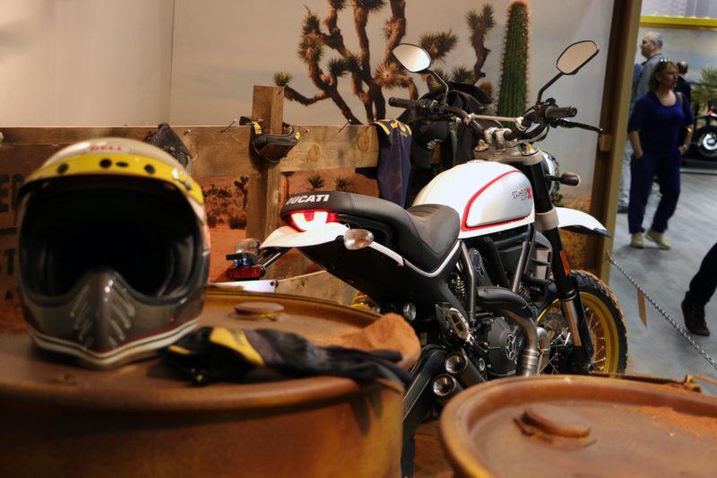 Ducati nadaljuje s širjenjem družine Scrambler. Nova barva, nova balanca in še kak detajl - pa imamo nov model.